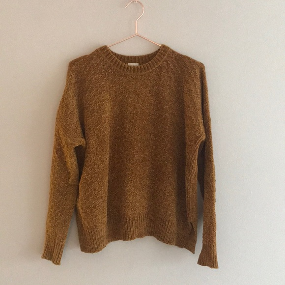 Day Womens Chenille Any Day Pullover A New